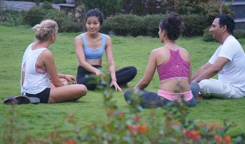 5300-Hour Yoga Teacher Training India