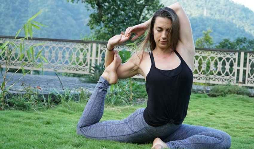 500-Hour Yoga Teacher Training Rishikesh, India