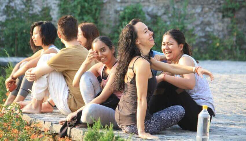 500 Hour Yoga Teacher Training In Rishikesh